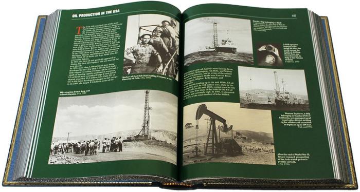 Нефть и газ на английском языке