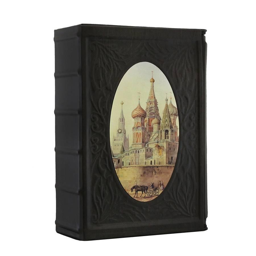 Описание Москвы и ее достопримечательностей