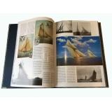Парусные Яхты. История и современность подарочное издание