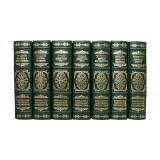 БИБЛИОТЕКА ВСЕМИРНОЙ ЛИТЕРАТУРЫ (MARMA GREEN) В 100 ТОМАХ