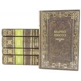 Марио Пьюзо собрание романов в 5 книгах.